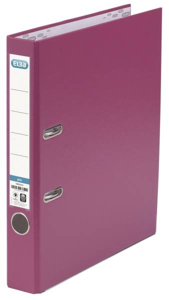 ELBA Ordner smart 5cm pink 100025940 10453RS