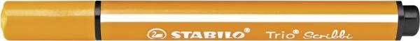 Dreikant Fasermaler Trio Scribbi orange®