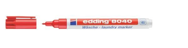 EDDING Wäschemarker rot 8040-002
