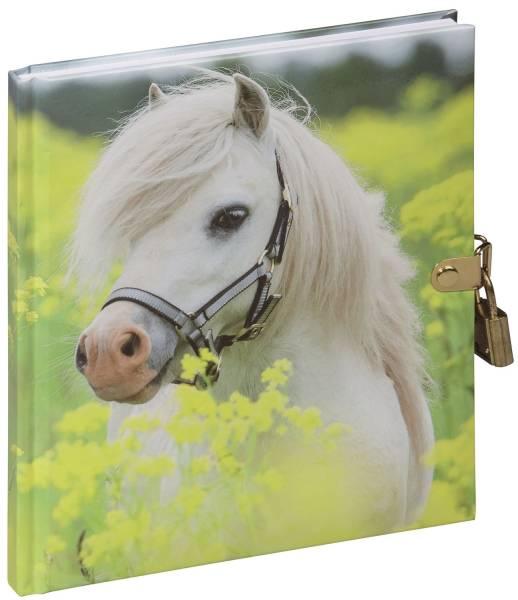 Tagebuch Kleines Pony 128 Seiten