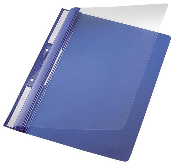 4190 Einhängehefter Universal A4, 250 Blatt, PVC, blau