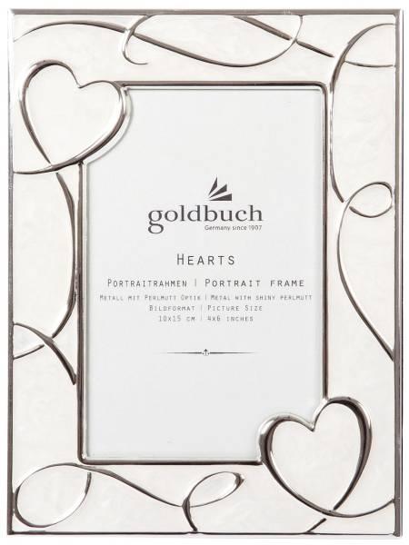 GOLDBUCH Bilderrahmen Hearts 960242 f.10x15cm