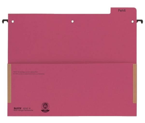 1829 Hänge Fehltasche Serie 18 rot