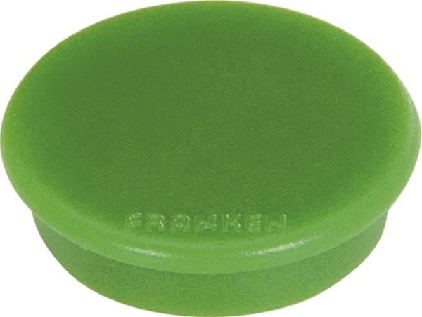 Kraftmagnet, 38 mm, 2500 g, grün