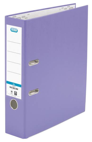 Ordner smart Pro (PP Papier) A4, 80 mm, violett