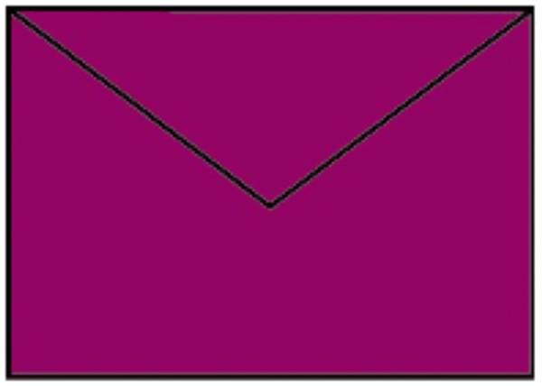 RÖSSLER Briefhülle C6 5ST amarena 220705546