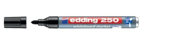 250 Boardmarker nachfüllbar, 1,5 3 mm, schwarz