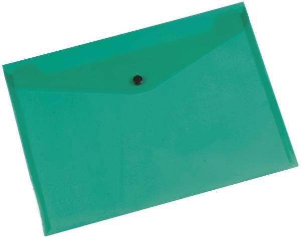 Dokumentenmappen grün, A4 bis zu 50 Blatt
