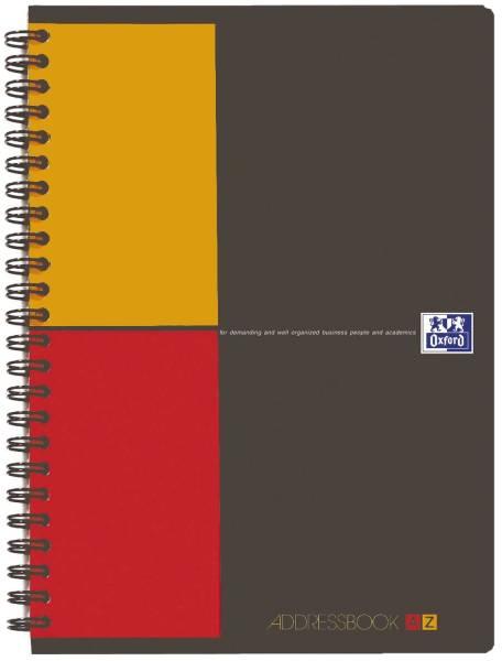 OXFORD Adressbuch A5 72Bl 100103165 Premium