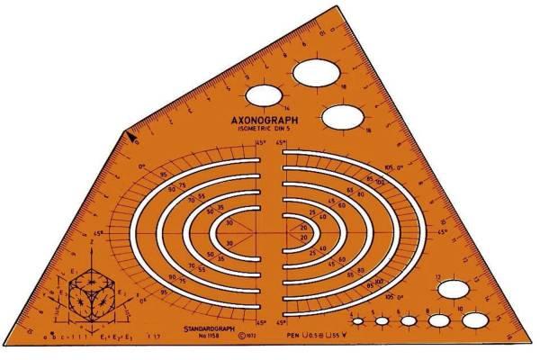 """Axonograph """"Isometric"""""""