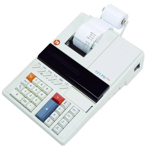 TRIUMPH ADLER Tischrechner druckend 121PD eco Eco 215x310x82mm