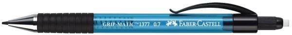 Druckbleistift GRIP MATIC 1377 0,7 mm, HB, blau