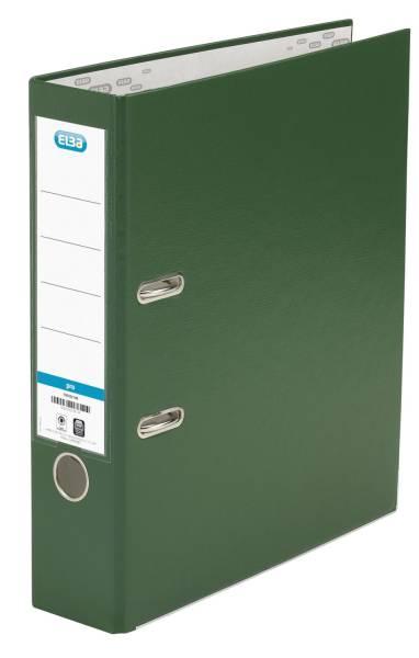 Ordner smart Pro (PP Papier) A4, 80 mm, grün