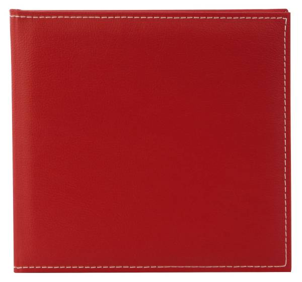 GOLDBUCH Gästebuch Cezanne rot 50 817 25x23,5cm
