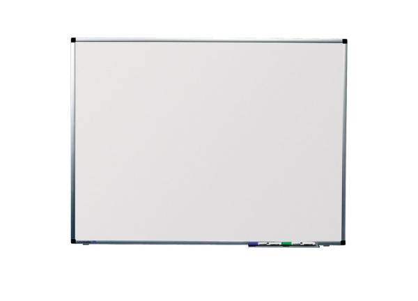Whiteboardtafel Premium 240 x 120 cm, weiß, magnethaftend, Wandmontage
