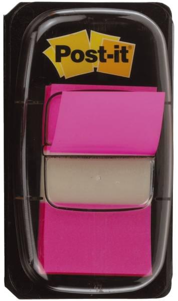 Index Standard Typ 680 25,4 x 43,2 mm, pink