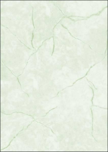 Struktur Papier, Granit grün, A4, 90 g qm, 100 Blatt