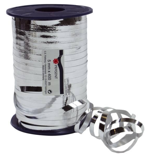 Ringelband 5mmx400m metal.silber 85 5 - 631
