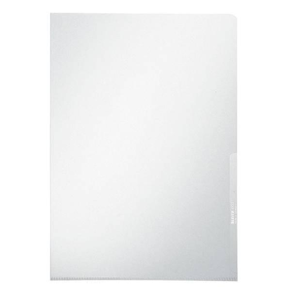 LEITZ Sichthülle PVC HF A4 transp. 4100-10-03