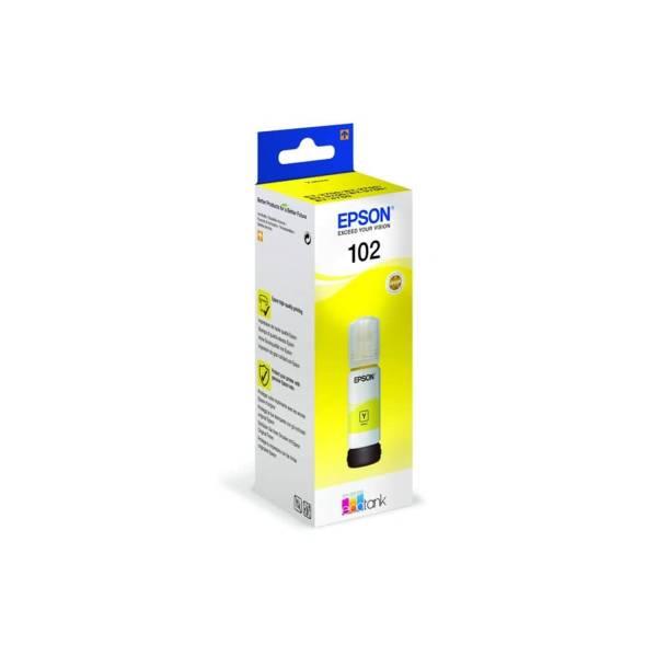 EPSON Inkjetpatrone Nr.102 yellow C13T03R440