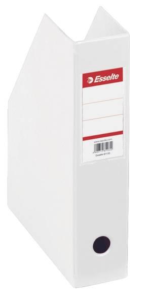 ESSELTE Stehsammler 7cm weiß 56000 PVC