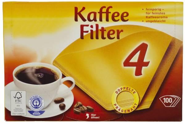 Filterpapier Größe 4