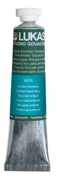 LUKAS Gouachefarben STUDIO brillant-grünblau K81310007 20ml