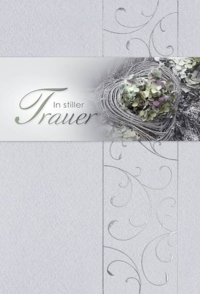 Trauerkarte inkl Umschlag