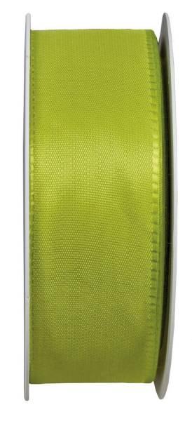 Basic Taftband 40 mm x 50 m, grün