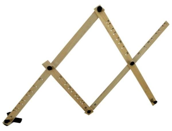 Pantograf P4 34cm