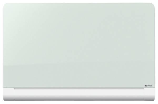 NOBO Magnettafel Glas Diamond weiß 1905191 60x100cm