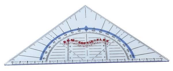 Geometrie Dreieck ohne Griff Softie Flex 220 mm