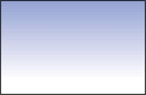 Visitenkarten, 3C, glatter Schnitt rundum, 200 g qm, Farbverlauf blau, 100 Stück