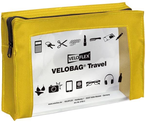 VELOFLEX Allzwecktasche Travel A5 gelb 2705 310