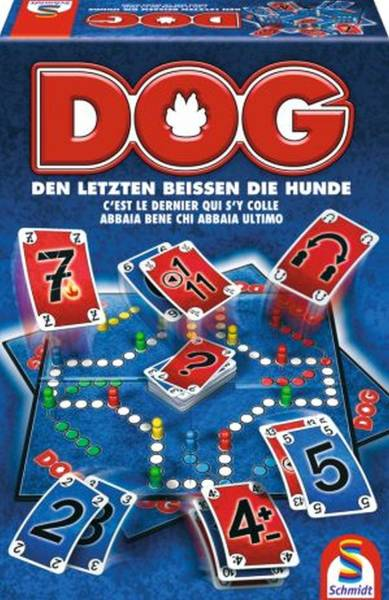 SCHMIDT Spiel Dog 49201