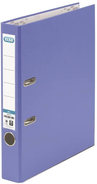 Ordner smart Pro (PP Papier) A4, 50 mm, ozeanblau