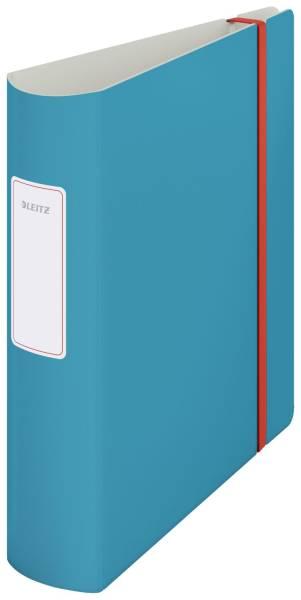 LEITZ Ordner Active Cosy A4 82mm blau 1038-00-61 180°
