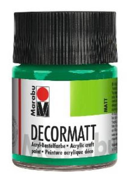 Decormatt Acryl, Saftgrün 067, 50 ml