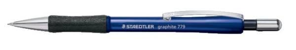 STAEDTLER Feinminenstift Graphite 0,7mm blau 779 07-3