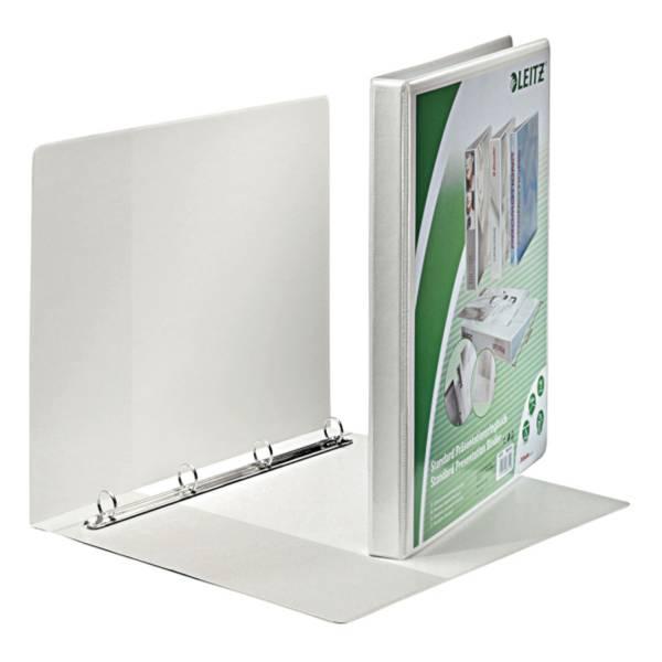 Präsentationsringbuch A4 weiß
