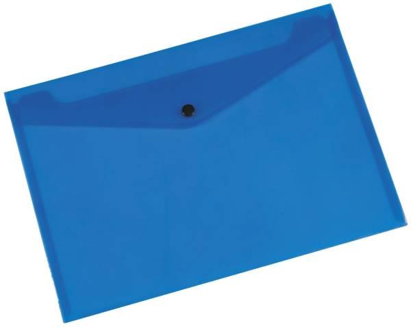 Dokumentenmappen blau, A4 bis zu 50 Blatt
