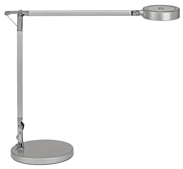 MAUL Tischleuchte LED grace silber 8205095 dimmbar
