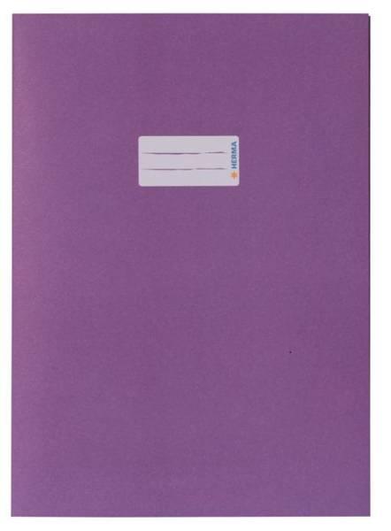 HERMA Heftschoner A4 UWF violett 5536 Papier
