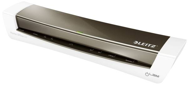 LEITZ Laminator iLam HomeOffice A3 grau 7440-00-89