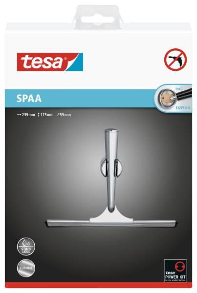 TESA Duschabzieher chrom/weiß 40345-00000-00 SPAA