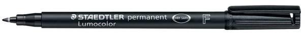 Feinschreiber Lumocolor Universalstift permanent, F, schwarz®