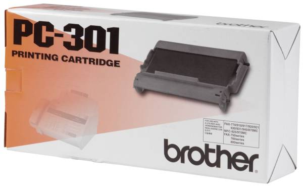 BROTHER Thermotransferrolle PC301