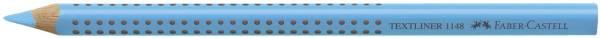 FABER CASTELL Farbstift Drymarker leuchtblau 114851 Textliner
