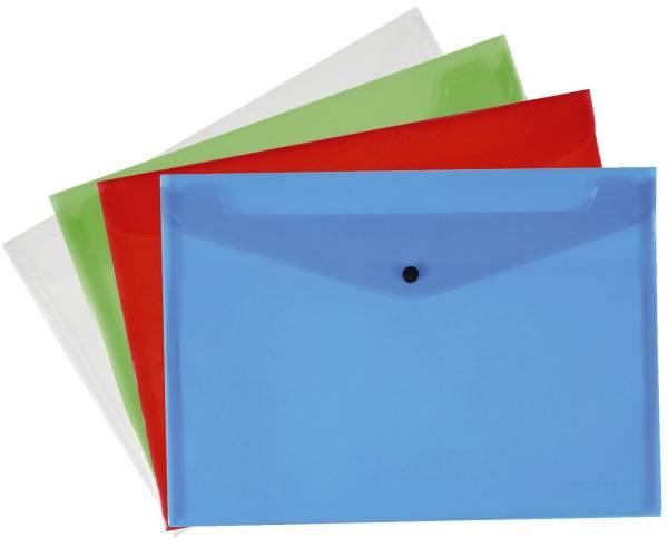 Dokumentenmappen sortiert, A4 bis zu 50 Blatt