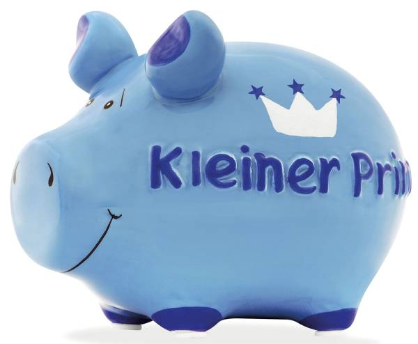 KCG Spardose Schwein klein 101190 Kleiner Prinz